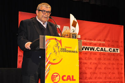 La XII edició dels Premis Joan Coromines guardona el Centre Social de Sants