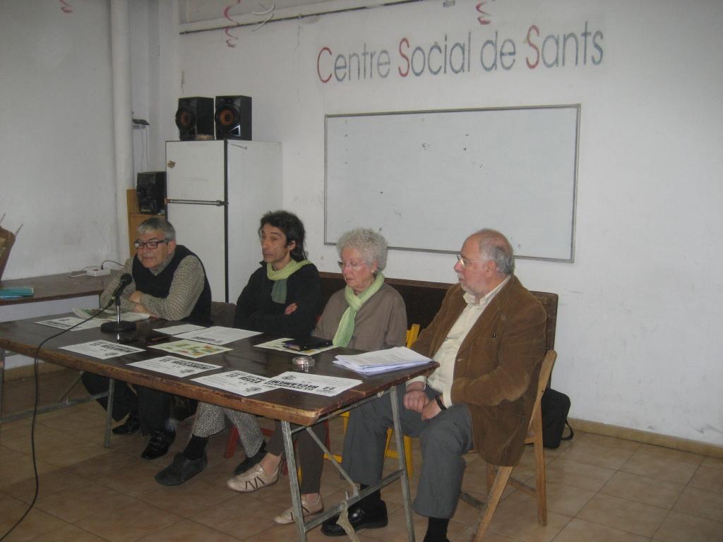 Revalorització Pensions 2012 – Roda de premsa