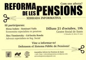 20131021 Xerrada Pensions