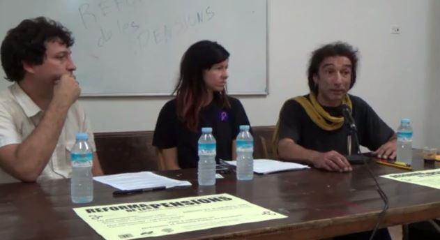 Vídeo de la xerrada sobre pensions del 21/10/13