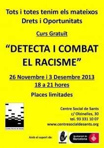 20131126 Detecta i Combat el Racisme color