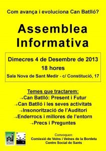 20131204 Assemblea CVB