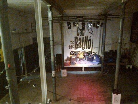 Buidem l'auditori – Can Batlló et necessita