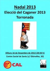 20131216 Torronada i Caganer 2013