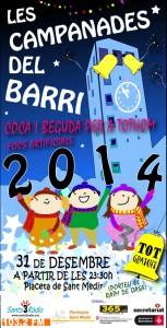 20131231 cartelllescampanadesdelbarridesembrede2013
