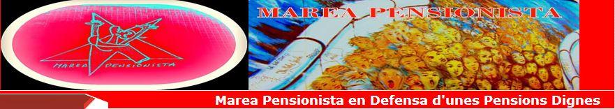La Marea Pensionista es presenta a les Cotxeres de Sants