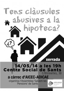20140514 cartell_CLAUSULESABUSIVES_SANTS