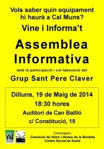 20140519 Assemblea Cal Muns