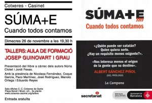 20141126 Presentació Llibre Sumate