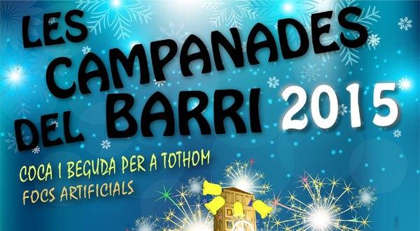 Cap d'Any 2014 a la Bordeta