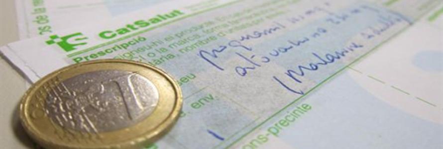 Ja podeu reclamar la devolució de l'euro per recepta
