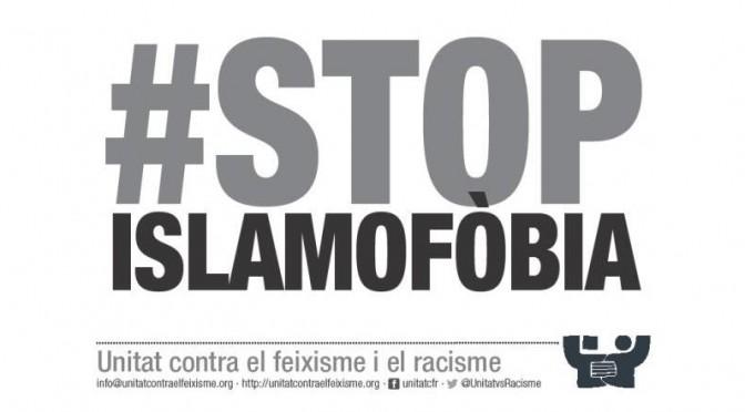 Declaració d'UCFR Catalunya davant els terribles atemptats de París