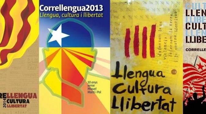 5è Concurs de Cartells pel Correllengua 2015 (fins el 30/4/15)