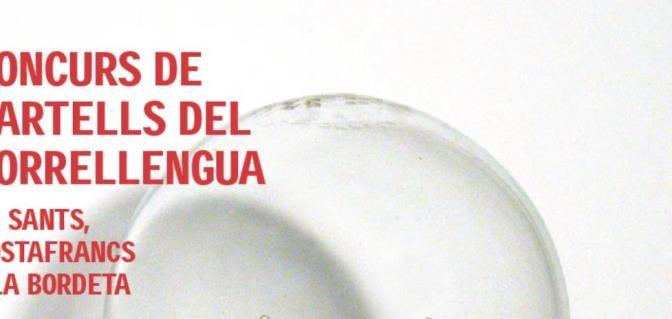Concurs de cartells pel Correllengua 2015 (fins el 12/6)