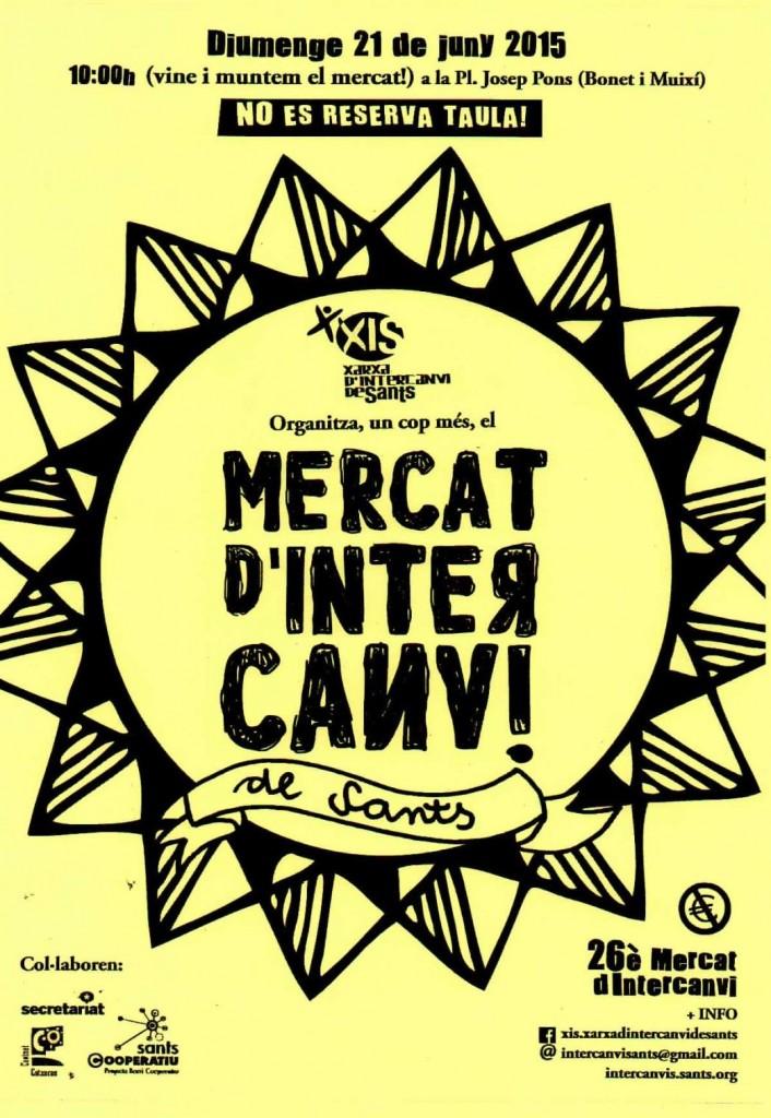 20150621 Mercat Intercanvi
