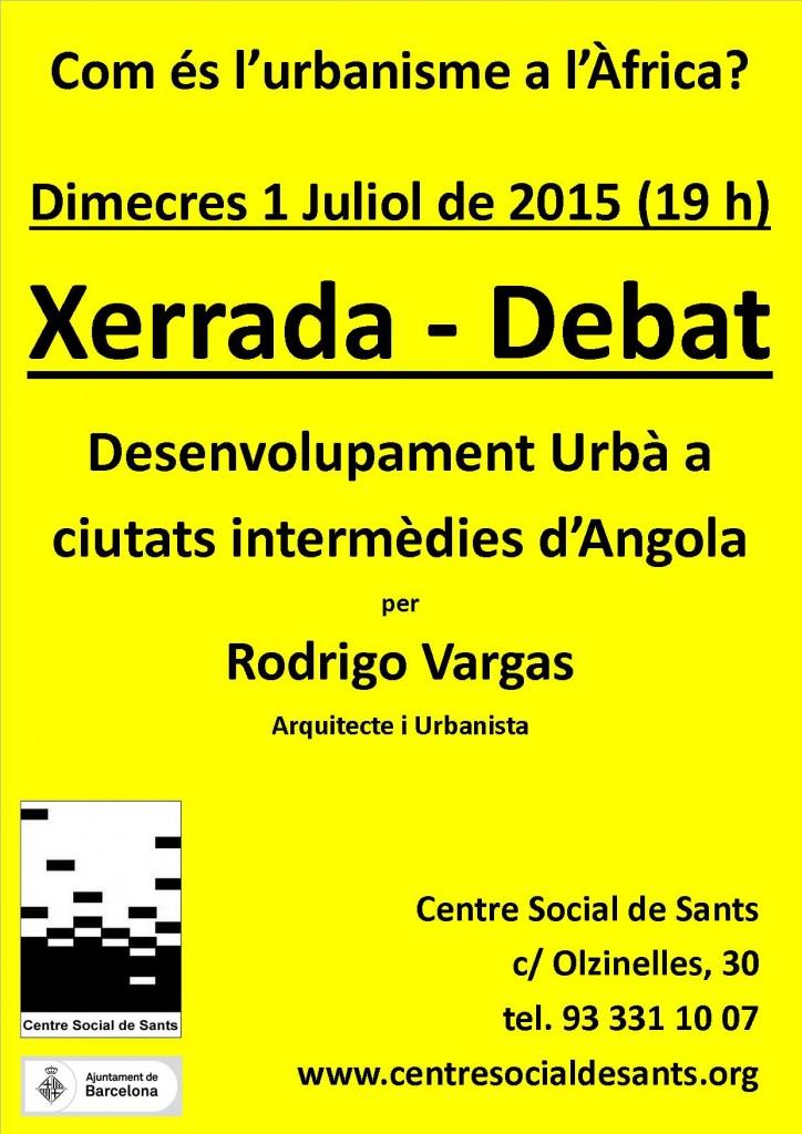 20150701 Urbanisme a Angola