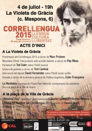 20150704 Inici Correllengua 2015