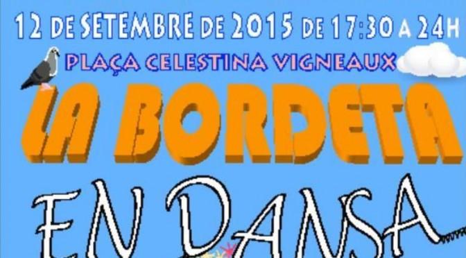 La Bordeta en Dansa 2015
