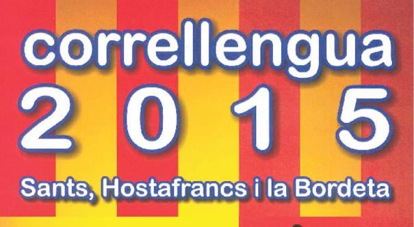 Ja pots adquirir els tiquets del dinar del Correllengua 2015