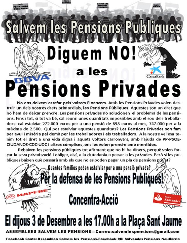 20151203 No Pensions Privades