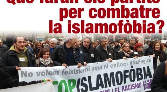 Què faran els partits per combatre la islamofòbia? (12/12)