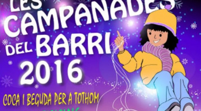 Cap d'Any 2015 a la Bordeta