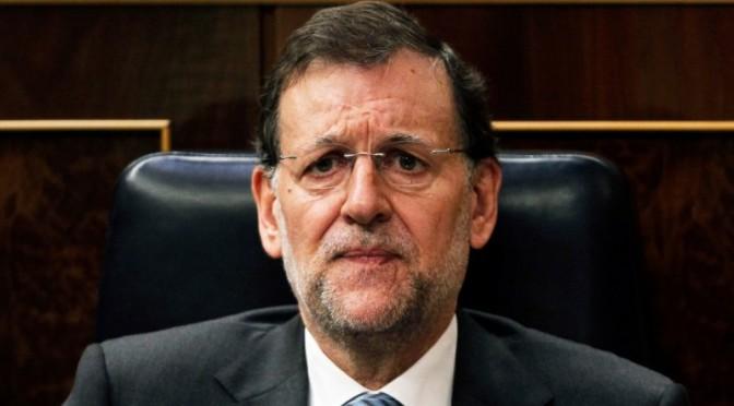 Mariano Rajoy elegit com a Caganer de l'Any 2015