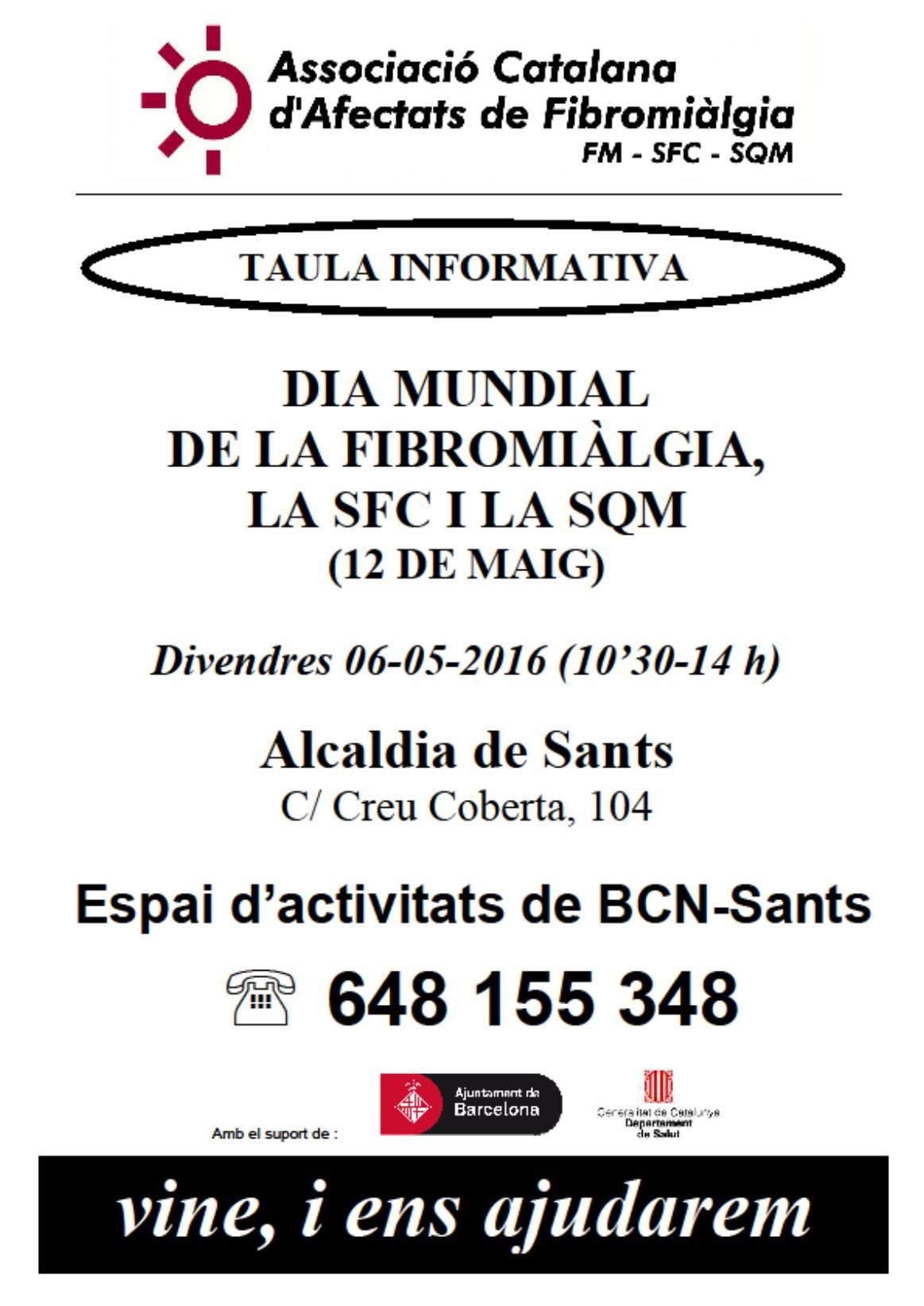 20160506 Taula Informativa