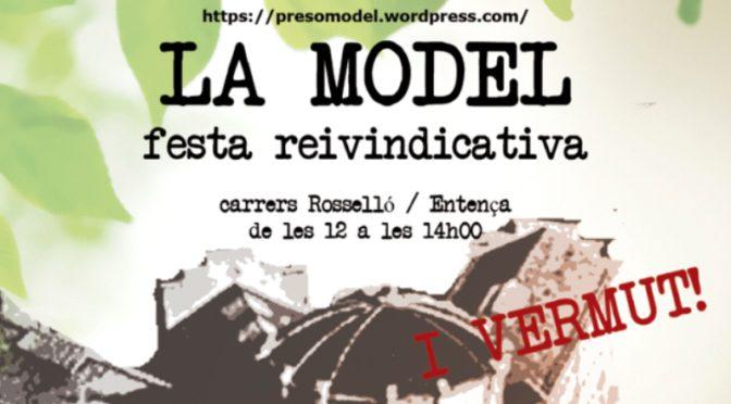 Volem transformar la Model (29 maig)