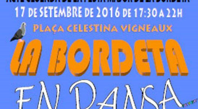 Vine a la Bordeta en Dansa (17 Setembre)