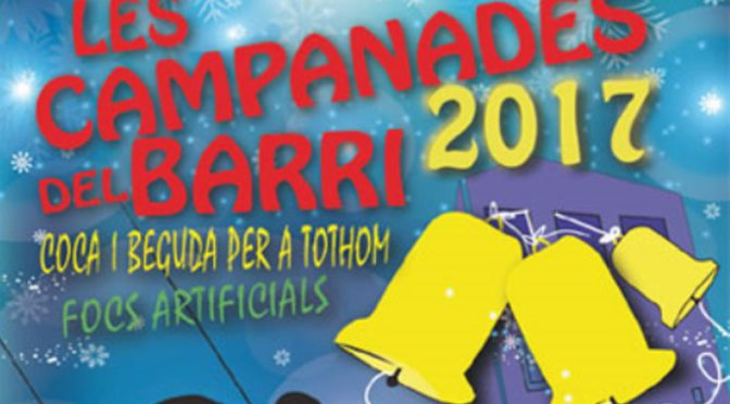 Cap d'Any 2016 a la Bordeta