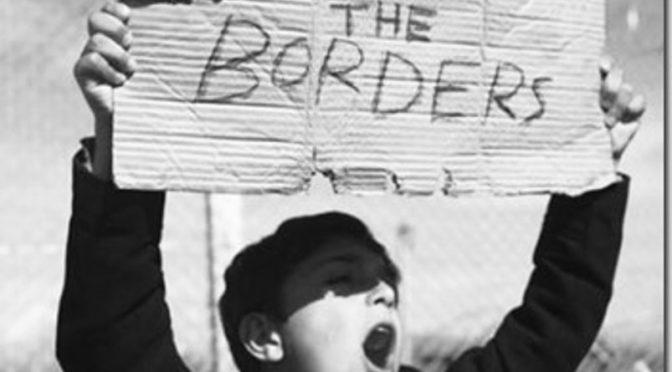 Persones Refugiades: Orígen / Viatge / Arribada (28 Gener)
