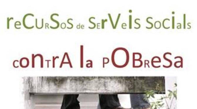 Recursos dels serveis socials contra la pobresa (1 febrer)