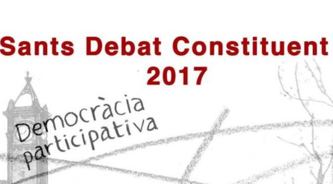 Parlem sobre Democràcia de Qualitat i Participació Ciutadana? (28 febrer)