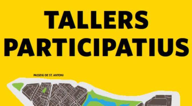 Participa en el disseny del barri (15 març)