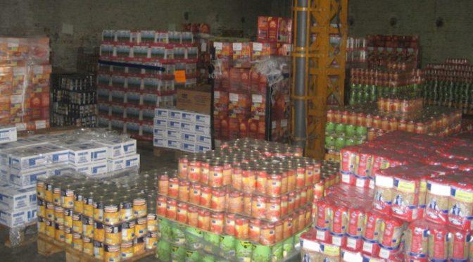 El Banc d'Aliments torna a Can Batlló el dimarts 24 de novembre i necessitem la teva ajuda i col·laboració