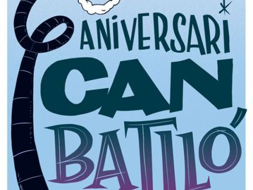La Bordeta està de festa: Can Batlló celebra el 6è aniversari – del 9 al 11 de juny