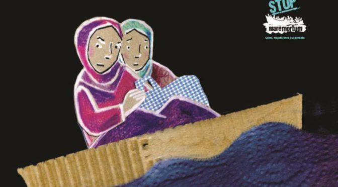 Exigim vies legals i segures perquè les dones migrants puguin exercir i gaudir dels seus drets – 14 març