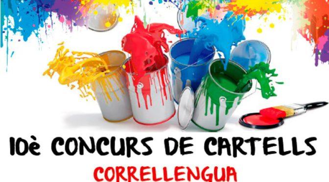 Participa al concurs de cartells pel Correllengua 2018 – fins el 3 d'abril