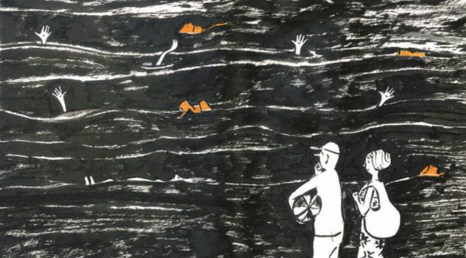 Qui mor a la Mediterrània? – 9 maig