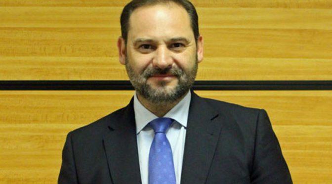 José Luís Ábalos, actual ministre del PSOE, elegit com a Caganer de l'Any 2018