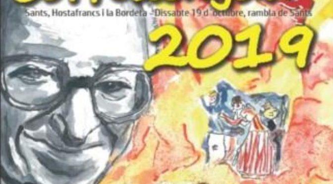 Vine al Correllengua 2019 – del 7 al 19 d'octubre 2019