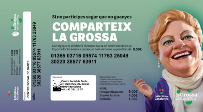 Grossa de Cap d'Any 2019