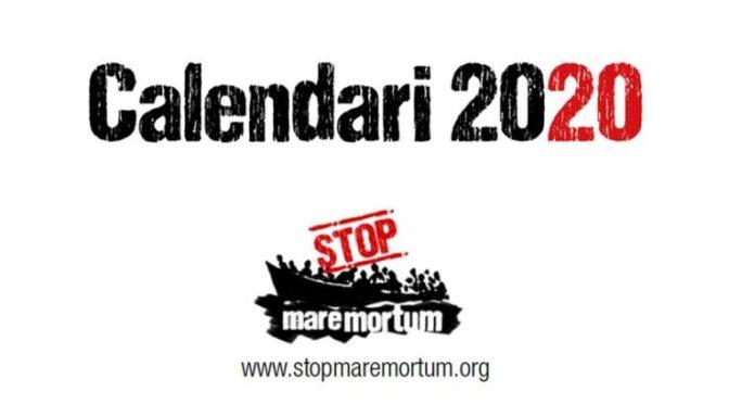 Per només 5 euros pots adquirir el Calendari Solidari d'Stop Mare Mortum 2020
