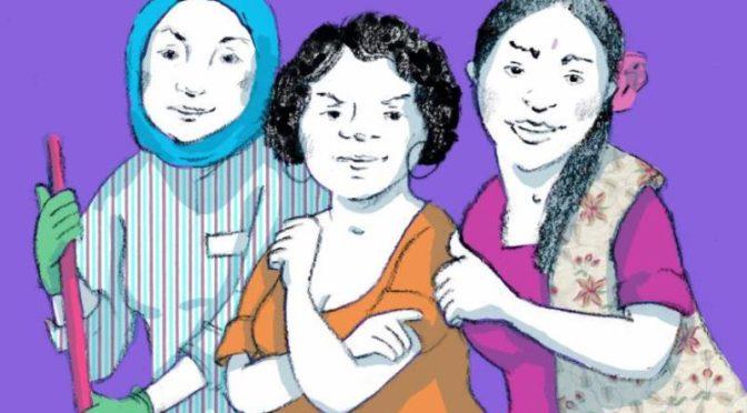 Dones migrades treballadores: Cara i Creu – 11 març