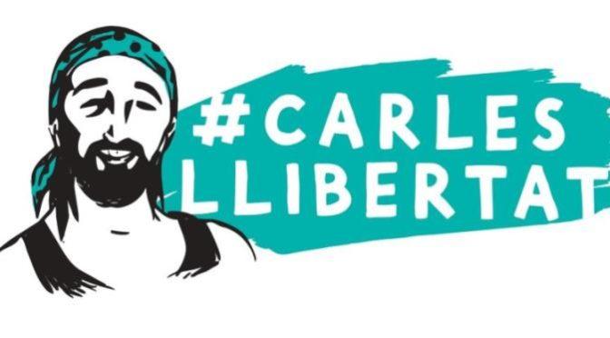 Ens hem adherit al manifest per la llibertat d'en Carles – febrer 2021