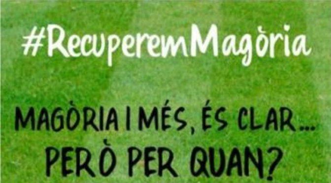 #RecuperemMagòria – Assemblea Informativa – 9 juny